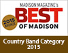 Best of Madison 2015 - Country Band Category